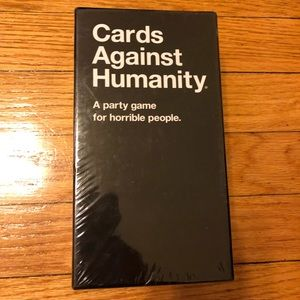 Unopened Cards Against Humanity
